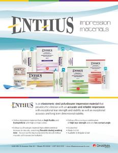 Enthus Impression Materials