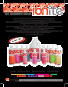 Ionite APF Gels